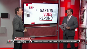 Gaston vous répond...