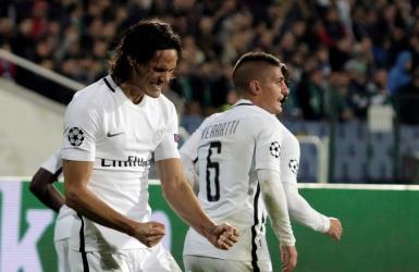 C1 : PSG et Arsenal en tête du groupe A