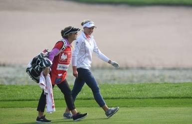 LPGA : Henderson à un coup de la meneuse