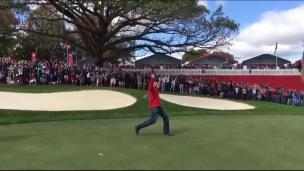 Le rêve de tout amateur de golf!