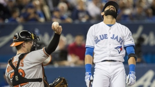 Orioles 4 - Blue Jays 0