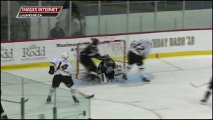 Screaming Eagles 8 - Islanders 3