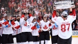 Sidney Crosby et Équipe Canada