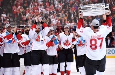 Le Canada gagne la Coupe du monde
