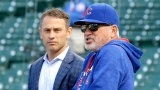 Jed Hoyer et Joe Maddon