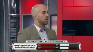 L'avocat du diable : Sergachev doit jouer dans la LNH cette année