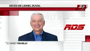 « Travailler avec Lionel Duval était extraordinaire »