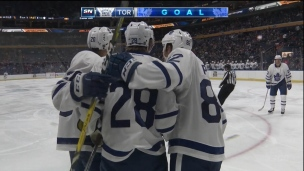 Maple Leafs 8 - Sabres 1