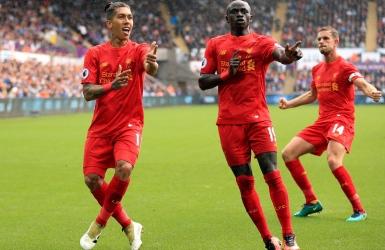 Liverpool arrache la victoire à Swansea