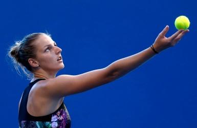 WTA : un premier titre pour Kristyna Pliskova