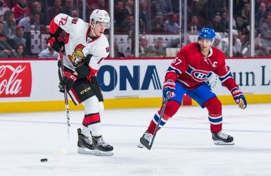 Thomas Chabot amorcera la saison à Ottawa