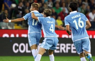 La Lazio se hisse sur le podium