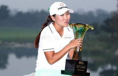 LPGA : In-kyung Kim s'impose, Henderson 4e
