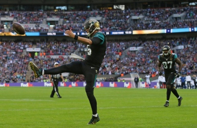Londres sourit aux Jaguars contre les Colts