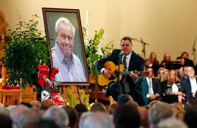 Un dernier salut au grand Arnold Palmer
