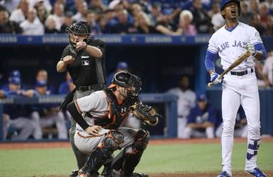 MLB : Une zone des prises sans arbitres?