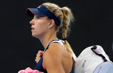 Kerber surprise en quarts à Hong Kong