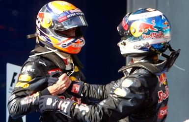Ricciardo et Verstappen : un vent nouveau