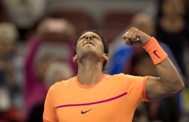Nadal rejoint Dimitrov en quarts à Pékin