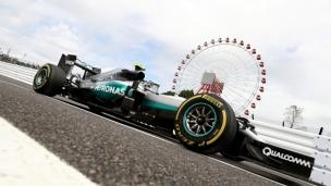 Nico Rosberg toujours le plus rapide