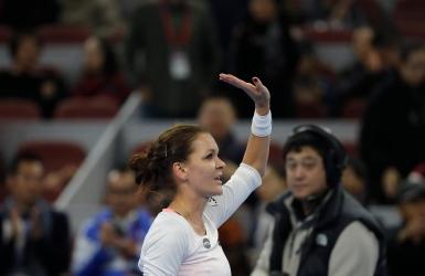 Pékin : Radwanska contre Konta en finale
