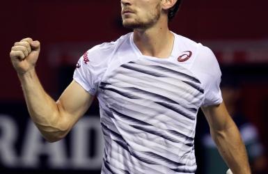 ATP : David Goffin revient de l'arrière