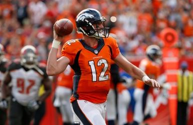 Broncos : Premier départ de Paxton Lynch