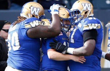 LCF : Victoire in extremis des Blue Bombers