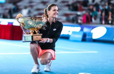 Radwanska enlève son 20e titre WTA à Pékin