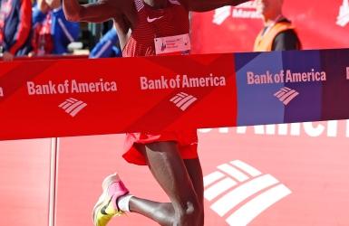 Abel Kirui remporte le Marathon de Chicago