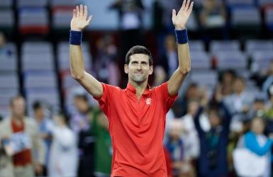 Djokovic réussit sa rentrée à Shanghai