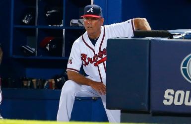 Brian Snitker est toujours l'homme des Braves