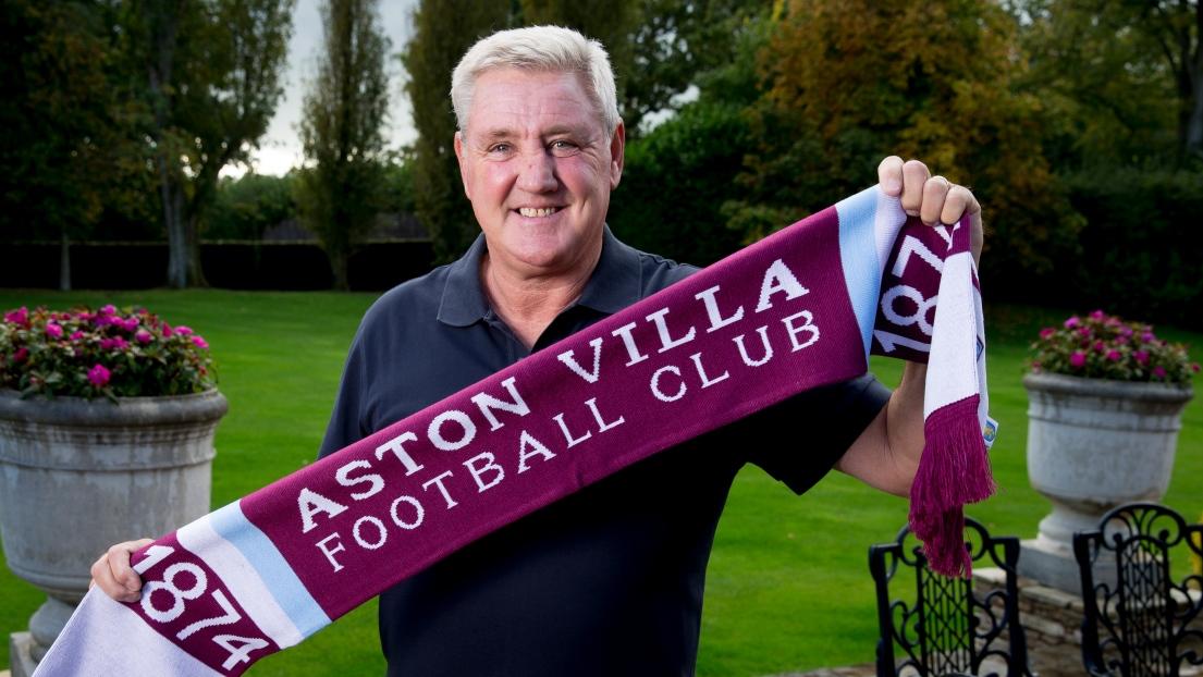 Officiel pour Bruce — Aston Villa
