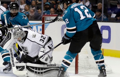 LNH : Les Kings perdent le match et Quick