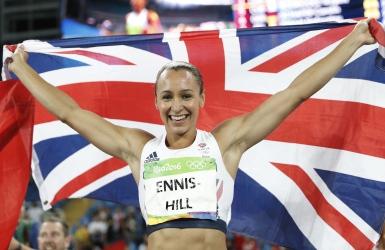 La retraite pour Jessica Ennis-Hill