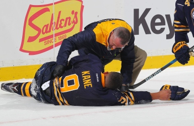 Evander Kane absent quelques semaines