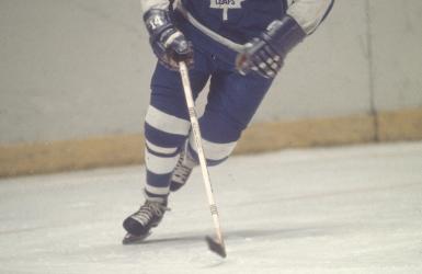 Keon élu meilleur joueur de l'histoire des Leafs