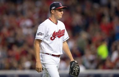 Indians : Bauer ne lancera pas le 2e match