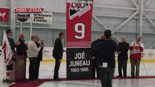 Un honneur mérité pour Joé Juneau
