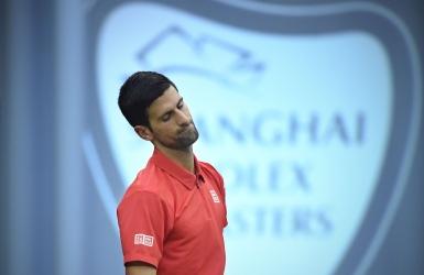 Djokovic perd son titre et son sang-froid