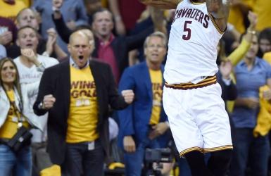 NBA : J.R. Smith reste fidèle aux Cavaliers