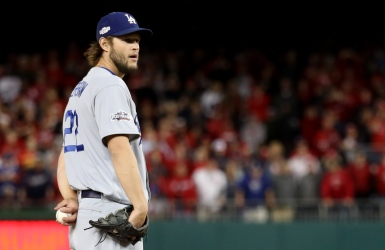 Dodgers : Kershaw amorcera le 2e match