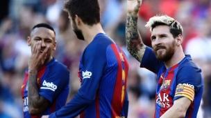 FC Barcelone 4 - Deportivo La Coruna 0
