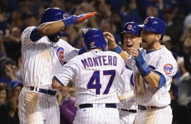 Miguel Montero propulse les Cubs