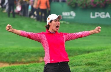 LPGA : Ciganda gagne; Henderson trébuche