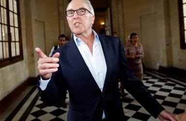 Frank McCourt achète l'Olympique de Marseille