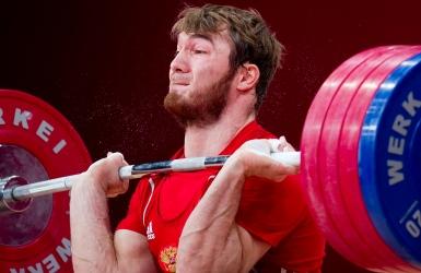 Dopage : Apti Aukhadov perd sa médaille