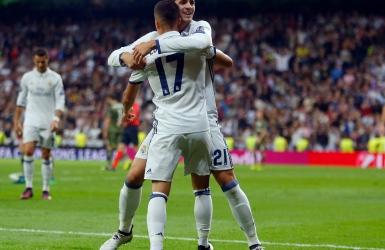 Real Madrid et Dortmund restent à égalité