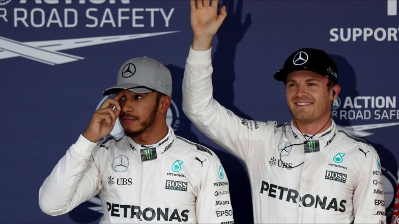 Formule 1 : Lewis Hamilton aura besoin d'une intervention divine