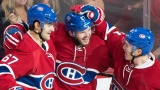 Max Pacioretty, Alex Galchenyuk et Brendan Gallagher